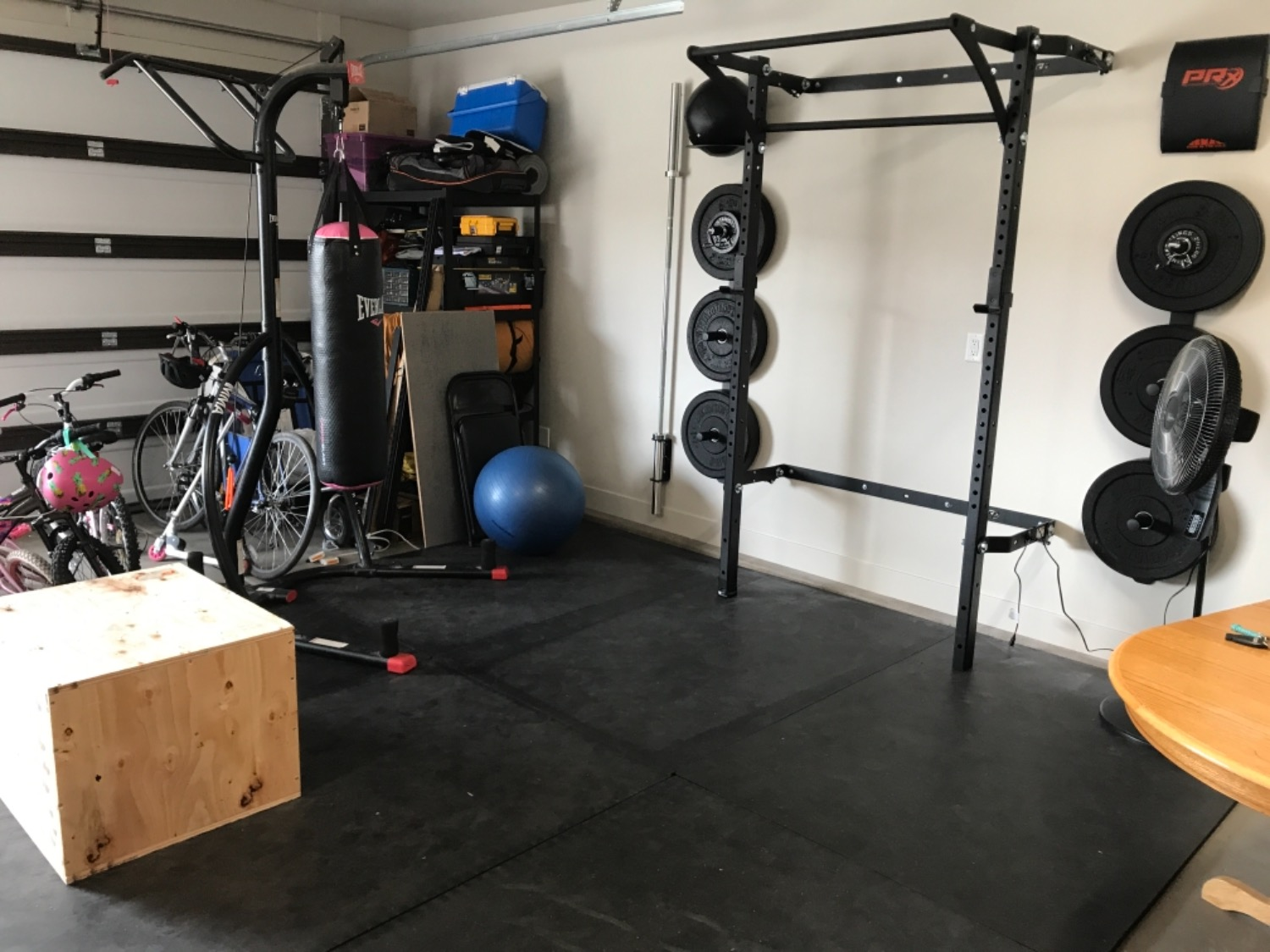 Men s profile package complete home gym prx performance