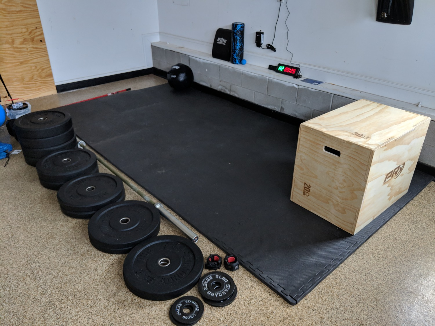 Recycled crumb rubber bumper plate sets prx performance