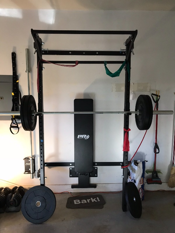 Swole mates ladies profile package complete home gym