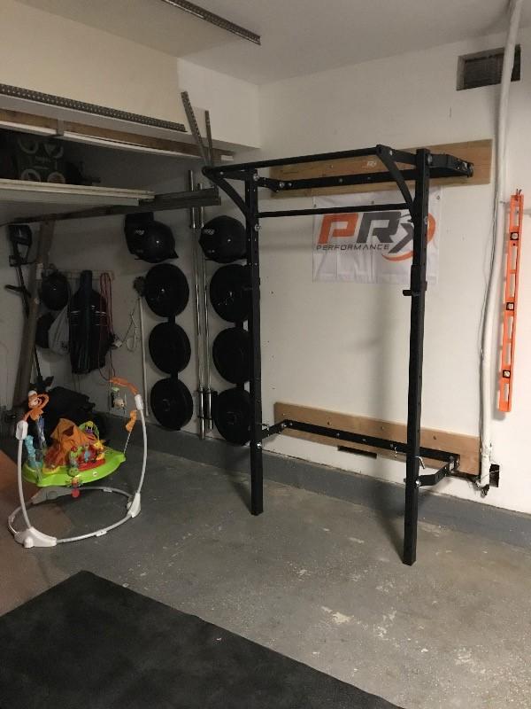 Home gym design options design build planners