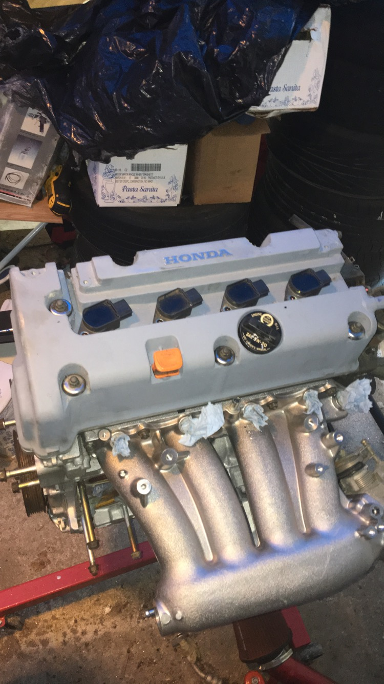 Oem Honda Rbc Intake Manifold Hybrid Racing K24a Wiring Diagram Joseph S Verified Customer Review Of