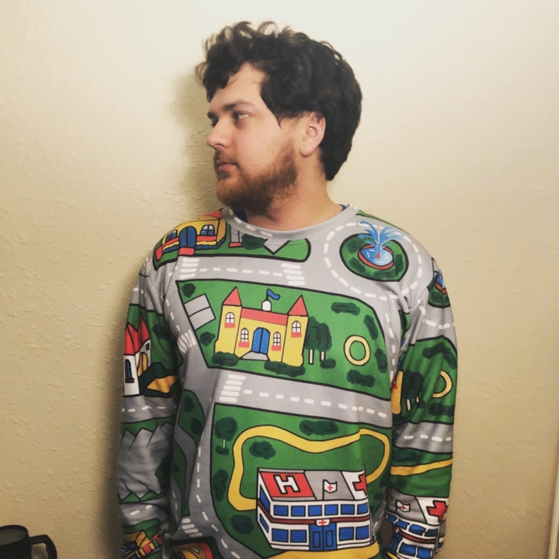 Car Carpet City Sweatshirt