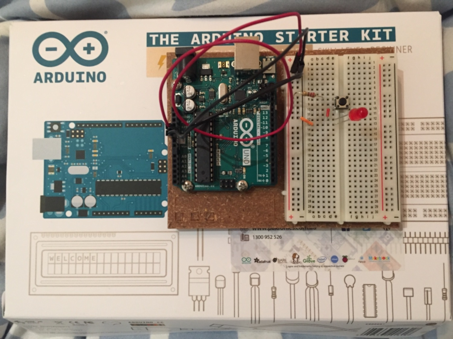 Buy Arduino Starter Kit Official From Ard K000007 In L293d Secret Motor Driver Electronic Thuy C Verified Customer Review Of