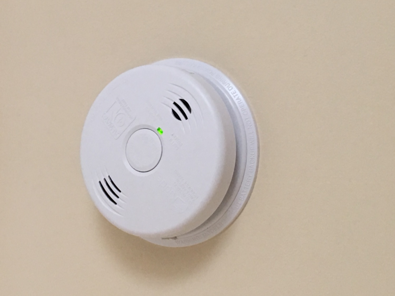 Kidde I12010sco Hardwired Smoke And Carbon Monoxide Combination