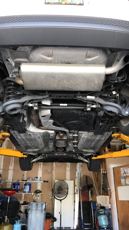 Ford Focus Se Hatchback >> FSWERKS Race Exhaust System - Ford Focus TiVCT 2.0L 2012 ...