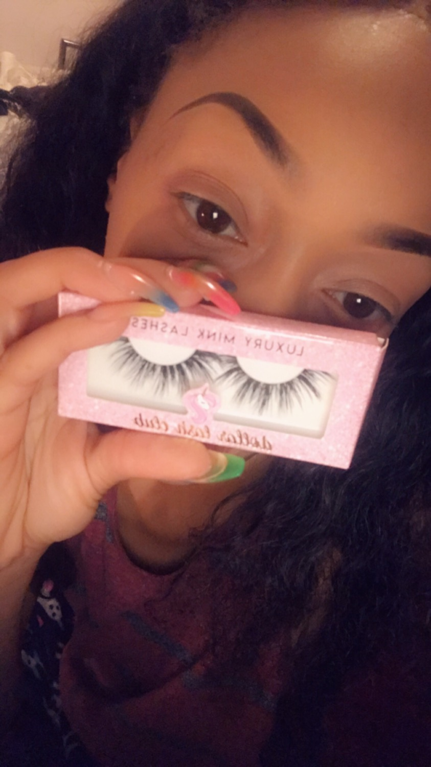 f62c0ac07f5 My first lashes were the Kiley Lashes. And I must say they are dangerously  beautiful! I absolutely love them. Full and flexibile, just how I like em.  ☺️