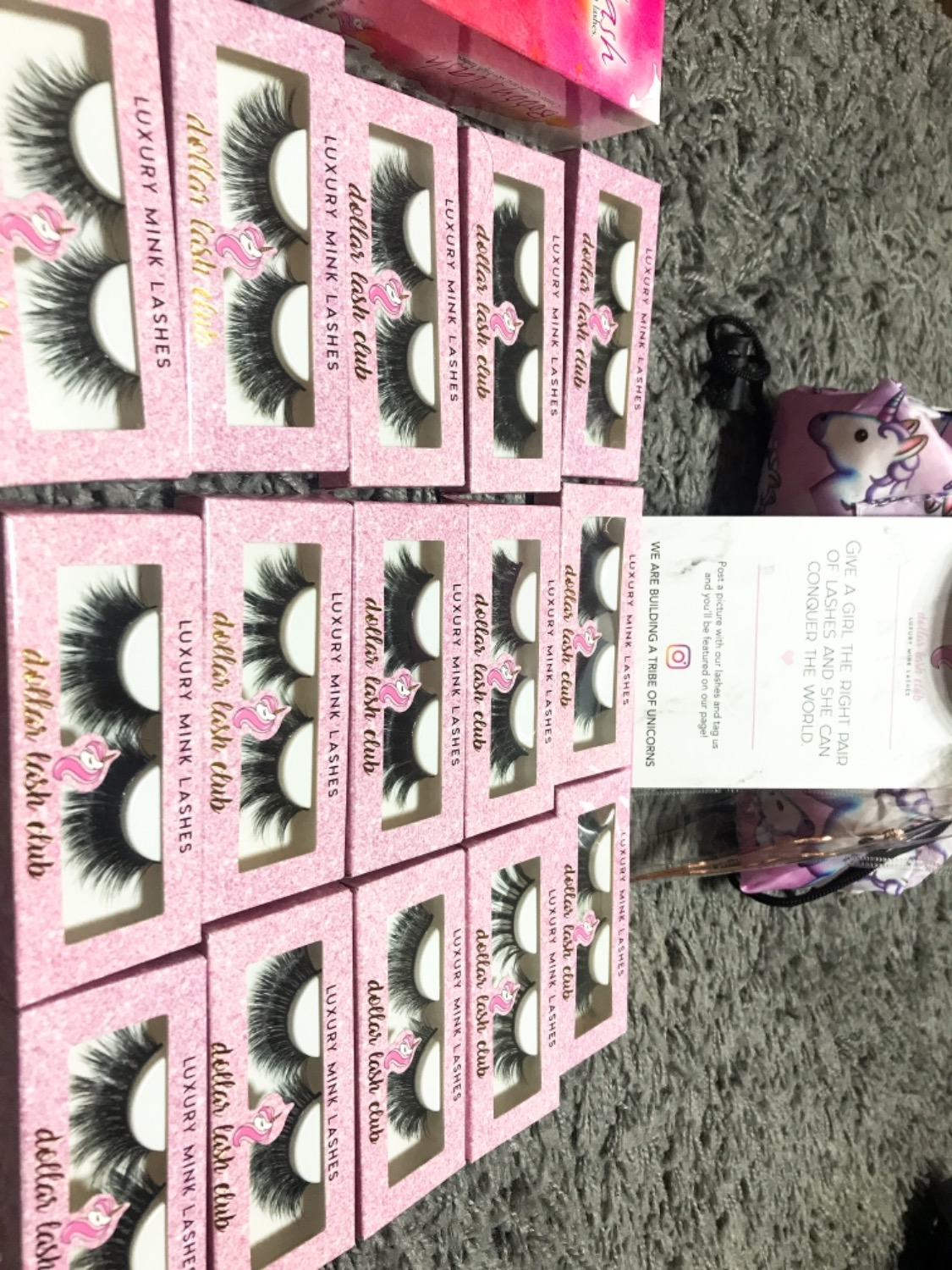 5c27597ce36 I got my 15pair lashes last week. I really like it. Each of them are so  soft, high volume and definitely my type💫 Can't wait to purchase more  onwards 💎