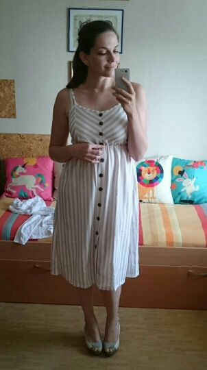 b0e980c55c79 Tammy Janelle verified customer review of Candace™ - Vintage Sexy Summer  Dress