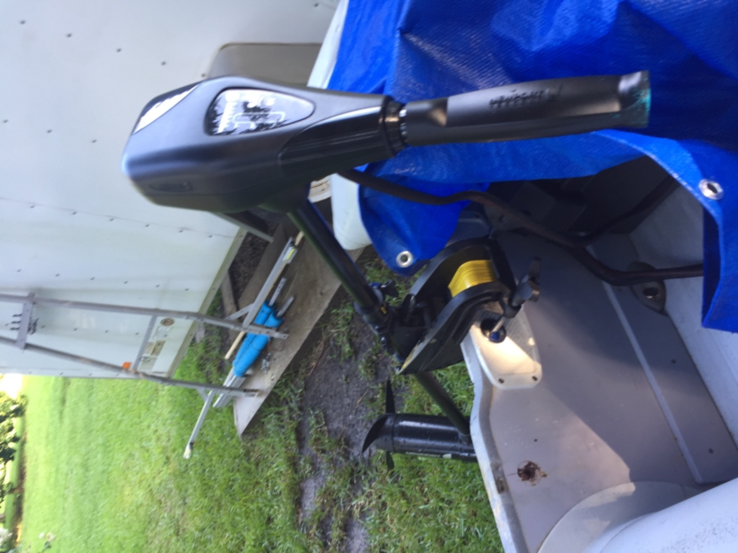Electric Trolling Motor 62lb Thrust Nv Series Minn Kota Wiring Diagram Motorcycle Review And Raymond S Verified Customer Of