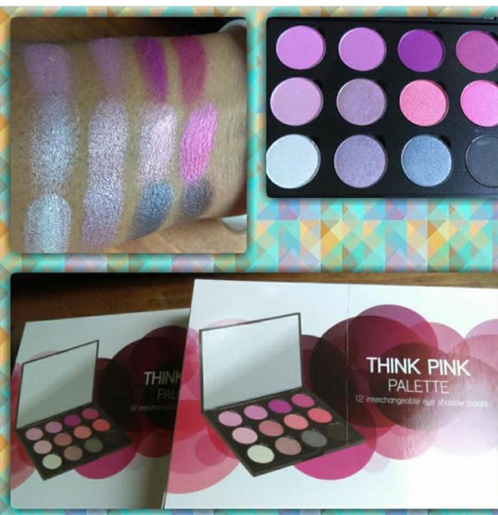 93 Best Pink Palette Images On Pinterest: Think Pink Palette
