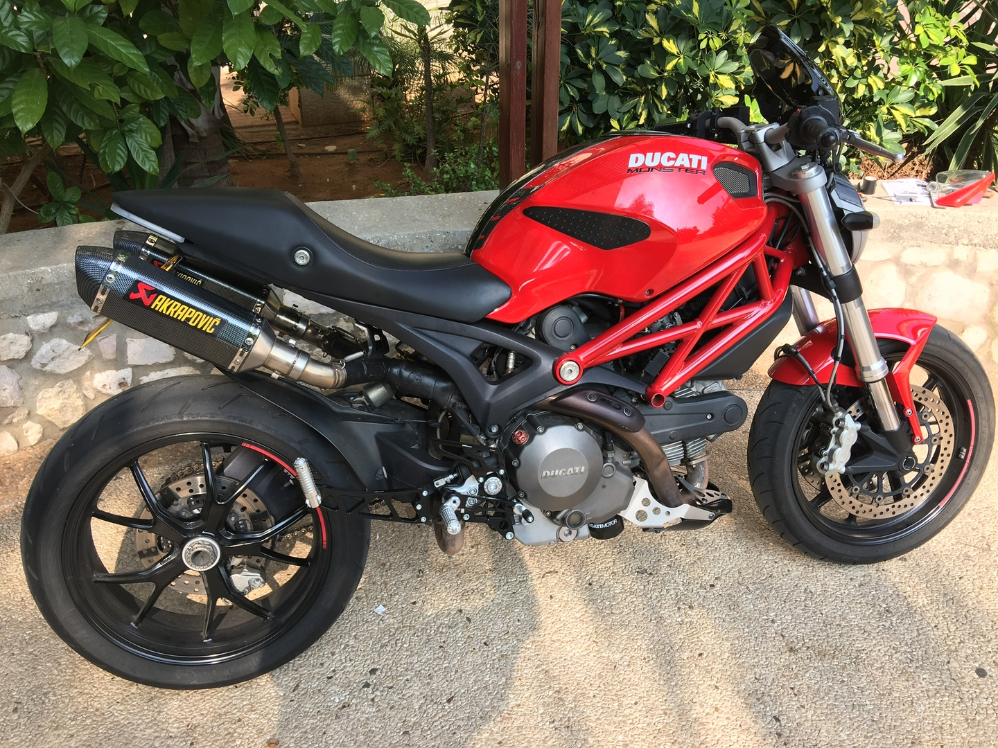 Ducati Monster Tail Tidy Kit Integrated Signals By Nrc S2r 800 Wiring Diagram David F Verified Customer Review Of 696 1100