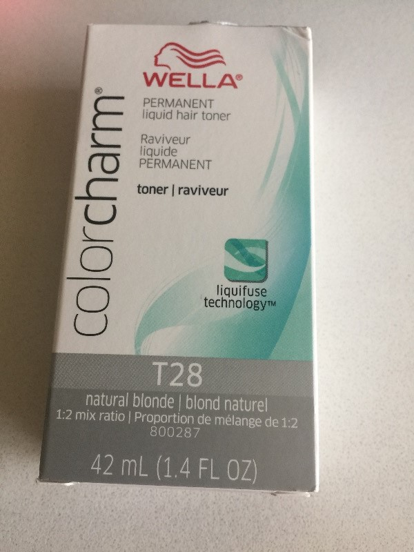 Wella Color Charm Permanent Liquid Hair Color Toner