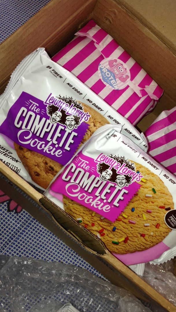Abida K Verified Customer Review Of Lenny Larrys Complete Cookie