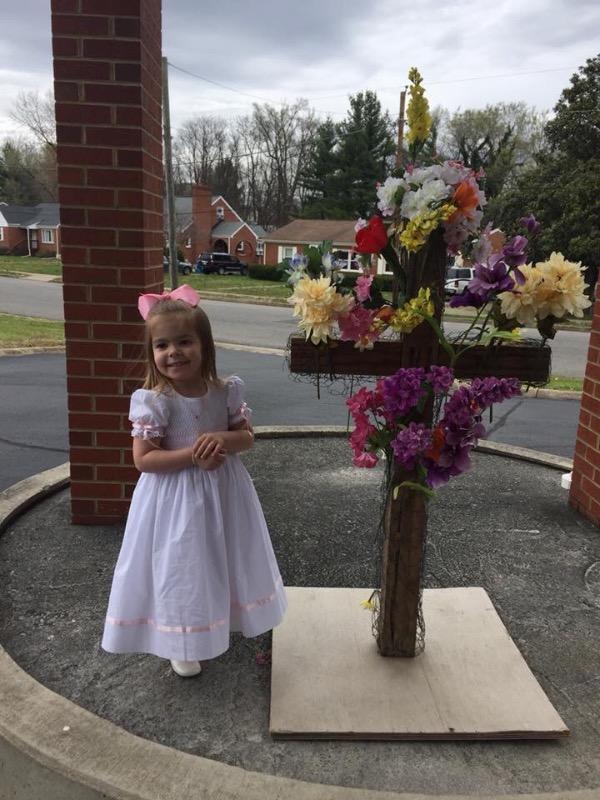 Smocked flower girl dress girls pink white dresses strasburg children carol n verified customer review of ava smocked dress mightylinksfo