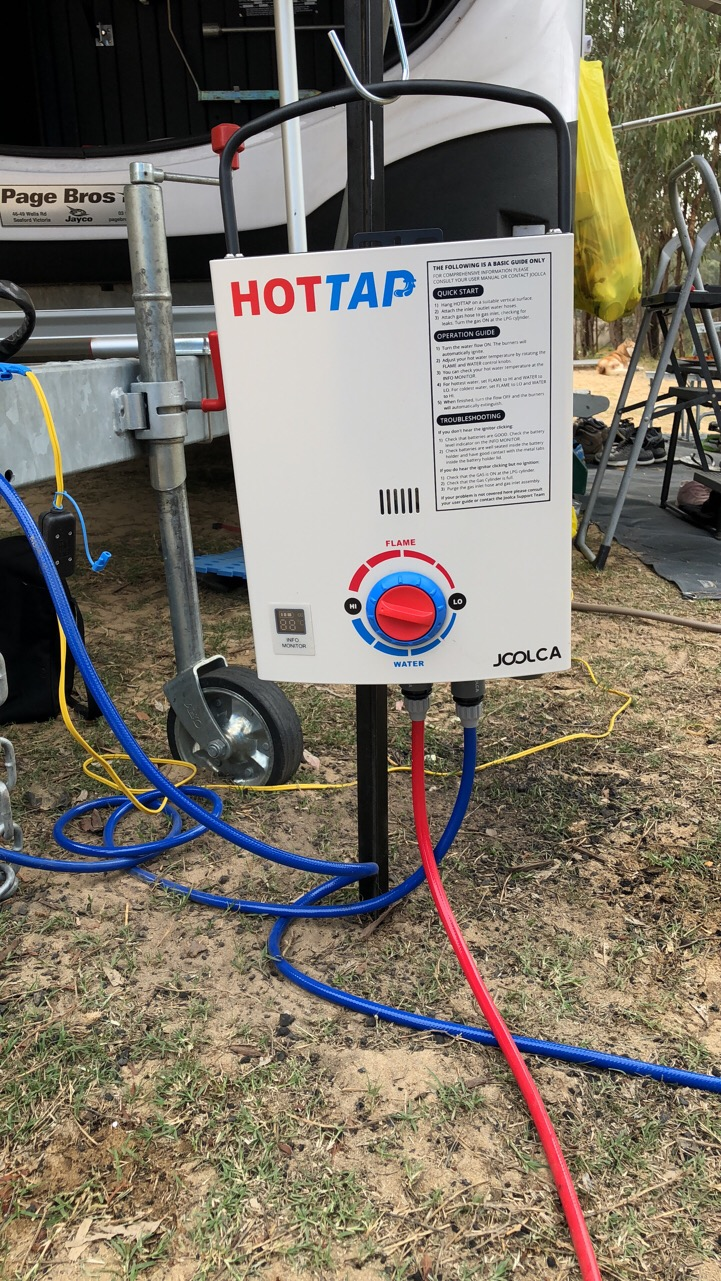 Hottap Outing Upgrade Flotap6 And Flopak Star Wiring Box Nz I