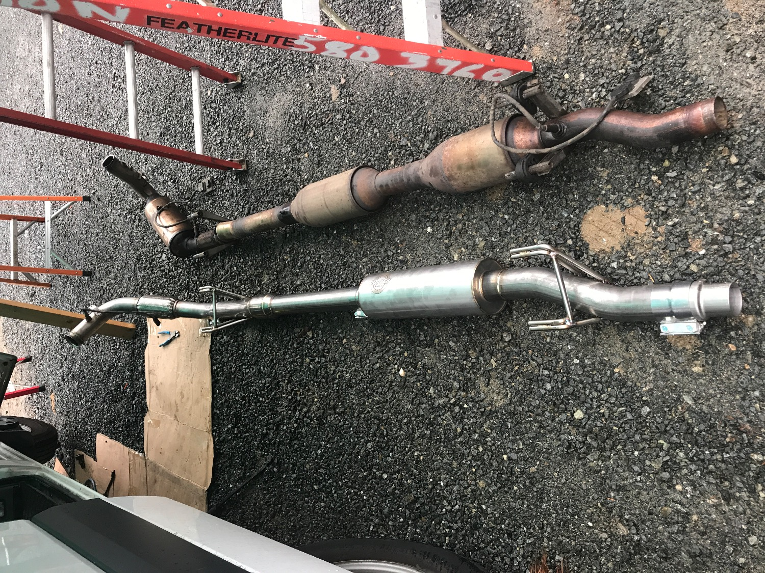Mercedes Benz Sprinter 30l 2010 2018 Dpf Delete Kit Rawtek 2012 Fuel Filter Location My Experience What Awesome Super Fast Shipping Great Response To Questions The Exhaust Components Fit Perfectly It Was A Really Easy Install