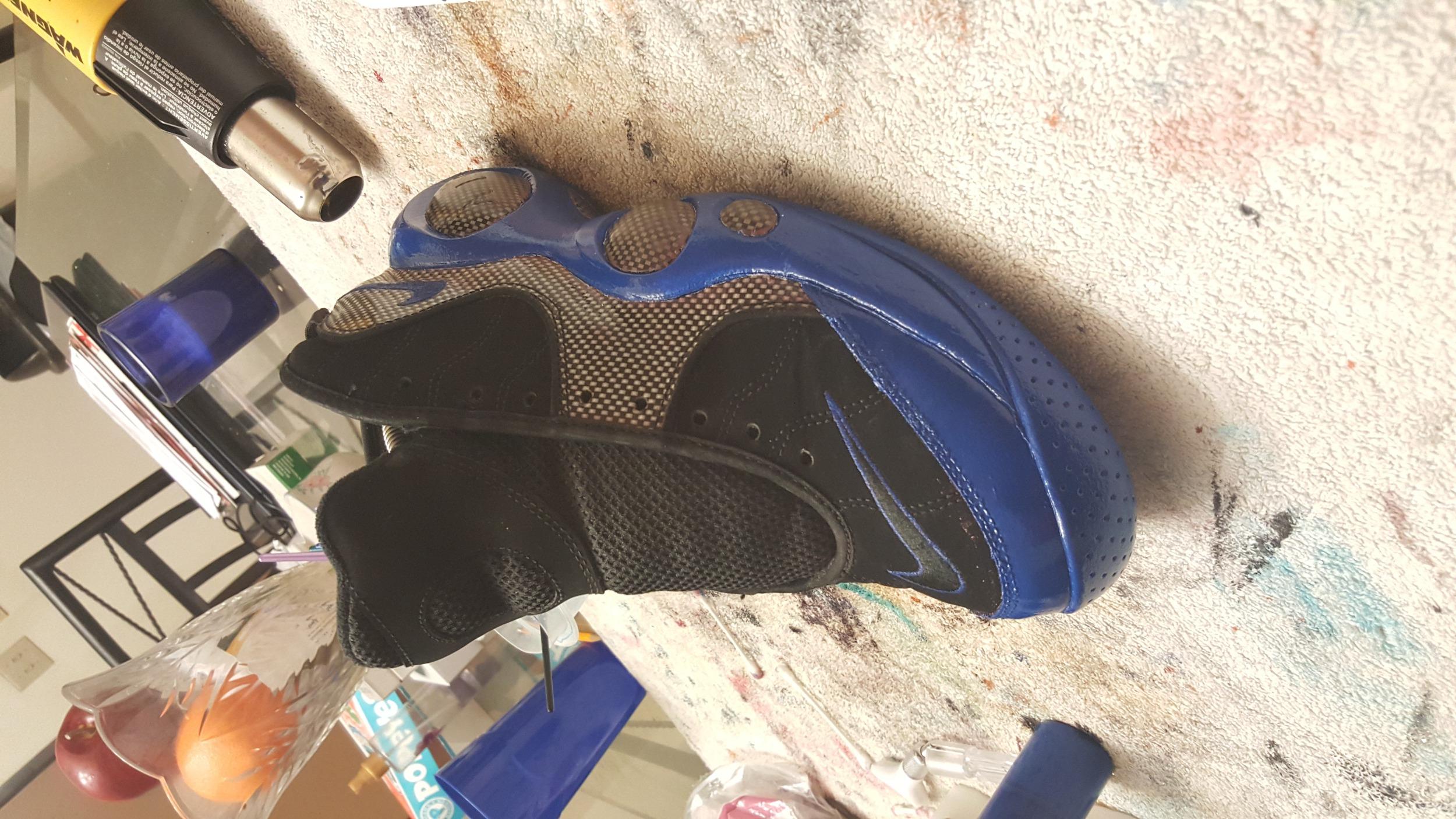 Angelus Dark Blue Paint Angelus Direct Shoe Paints