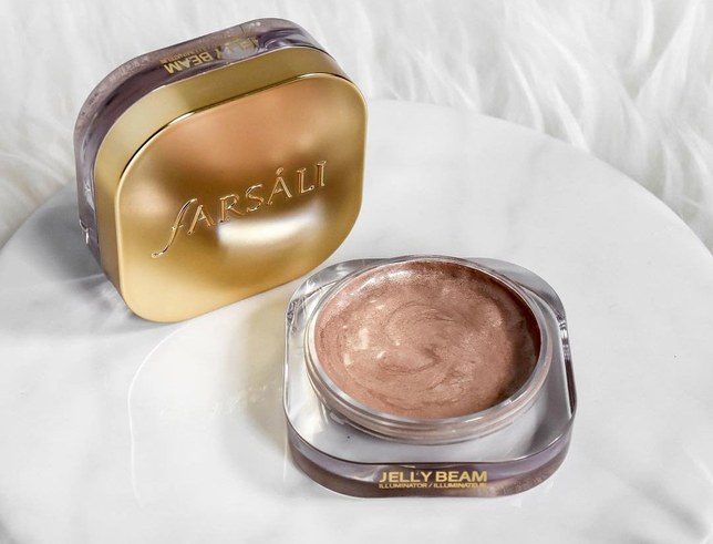 Fars 193 Li Jelly Beam Highlighter Illuminator