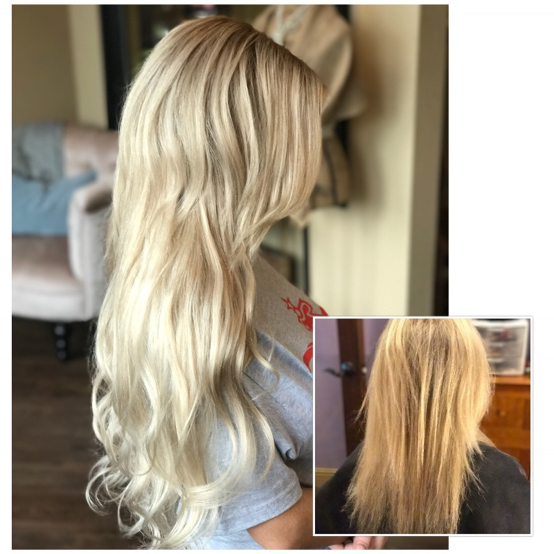 Straight Tape In Hair Extension Bundle Deal Perfect Locks