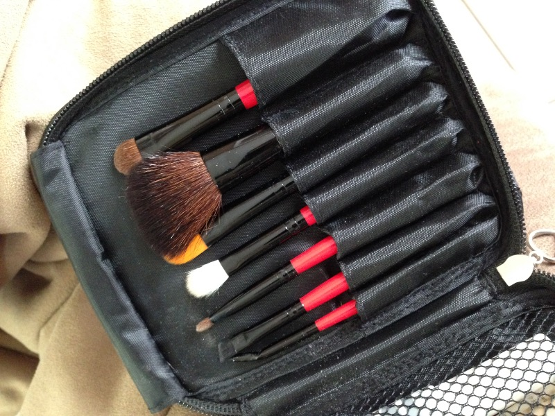 CiTiSCAPE Travel Brush Set