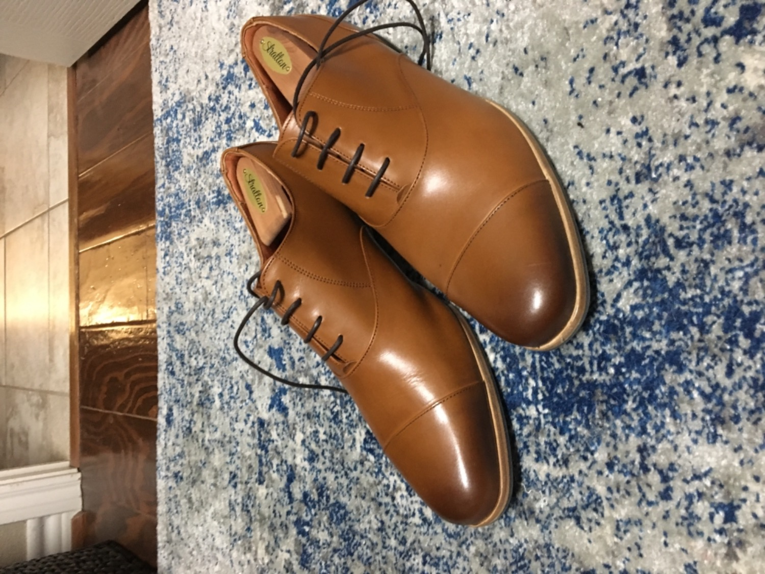 bd5f3e04637 Didn t think the lace up cap toes could be more comfortable than the loafers