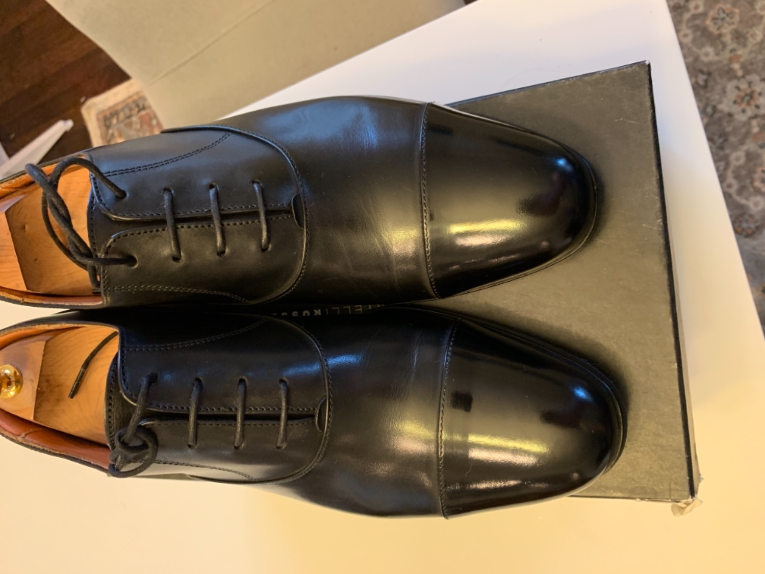 21f2748a019 Fantastic shoes. Make em  beautiful with a bit of polish and you ll have  professional attire you can run around the city all day in without ever  giving your ...
