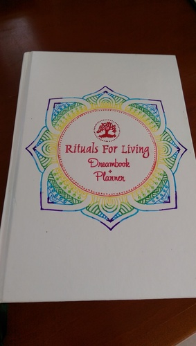 rituals for living dreambook planner pdf