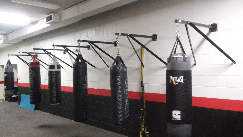 Bags Boxing Bag Wall Brackets Was Listed For R333 45 On