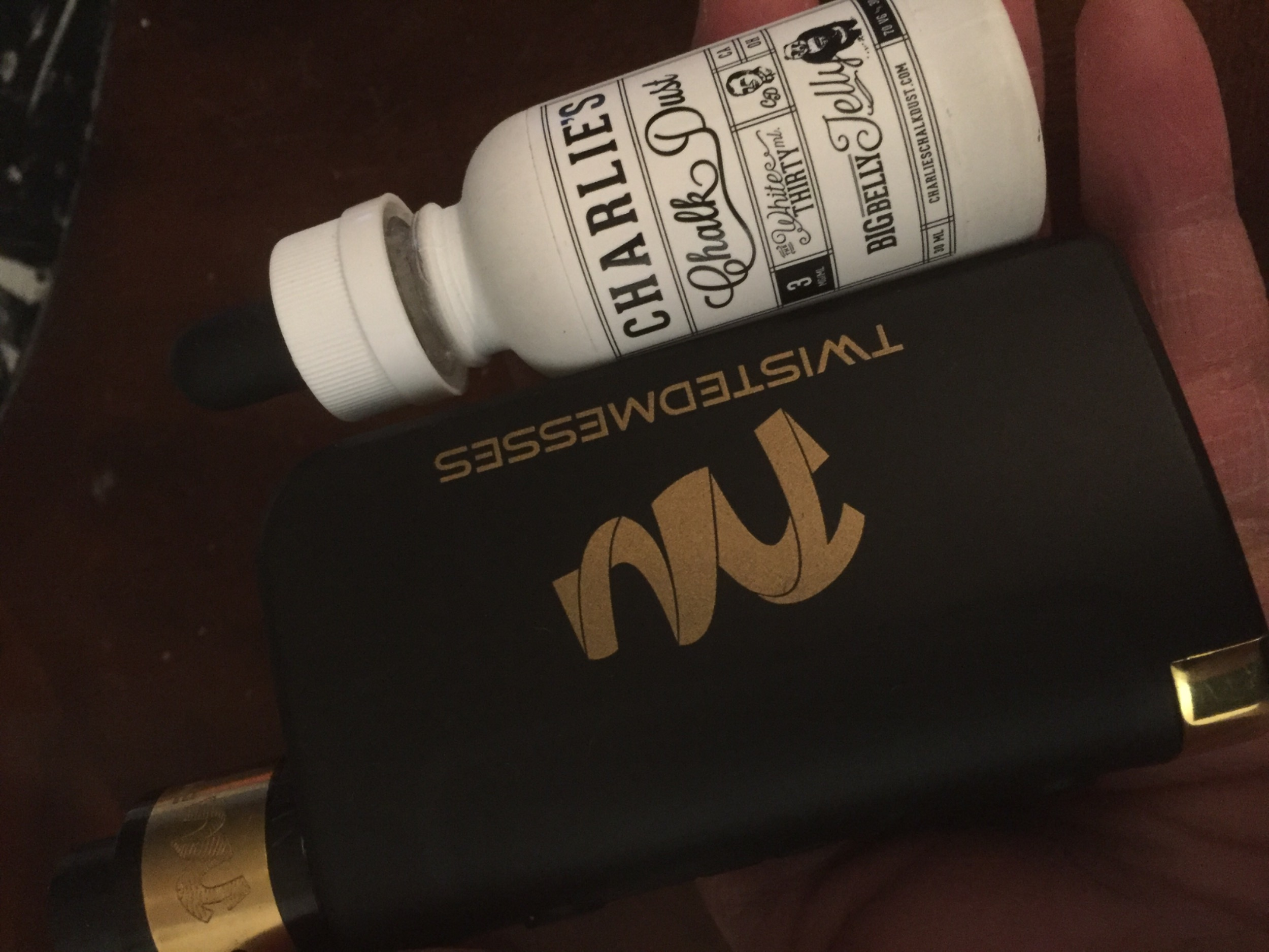 Charlie's Chalk Dust eJuice - Big Belly Jelly