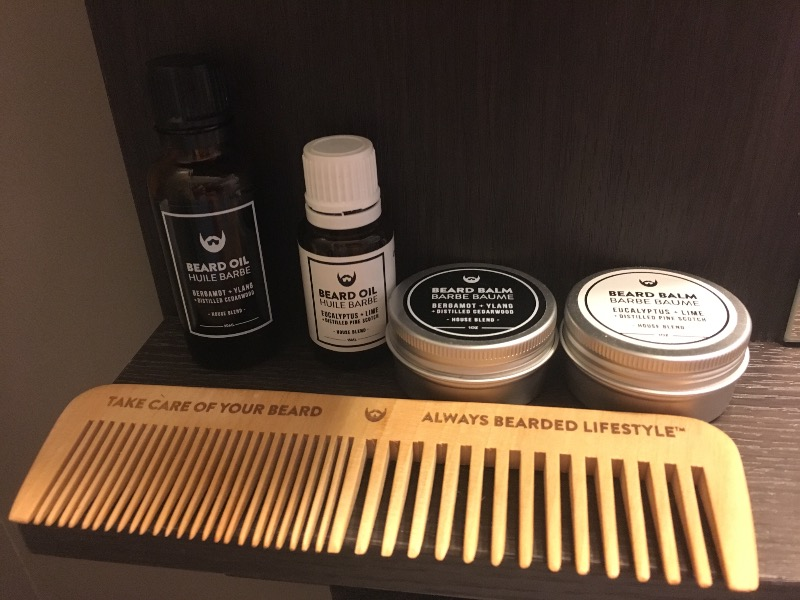 Always Bearded Lifestyle™ House Blend Oil & Balm Variety Pack
