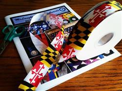 Blaine M. verified customer review of Maryland Flag / Ribbon