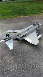 Ronald L. verified customer review of Freewing F-4D Phantom II Ultra Performance 8S 90mm EDF Jet - PNP