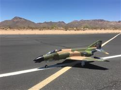 Ron R. verified customer review of Freewing F-4D Phantom II 90mm EDF Jet - ARF PLUS
