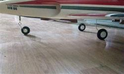 Mike B. verified customer review of Freewing Stinger 64 Fixed Landing Gear