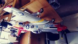 James D. verified customer review of FMS P-51D Mustang V8 Red Tail 1450mm (57) Wingspan - PNP