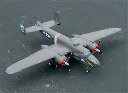 Paul G. verified customer review of FMS B-25 Mitchell Bomber Green 1470mm (58) Wingspan - PNP