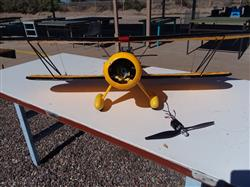 Elmer C. verified customer review of Dynam Waco Yellow 1270mm (50) Wingspan - PNP