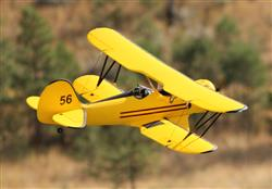 Bill E. verified customer review of Dynam Waco Yellow 1270mm (50) Wingspan - PNP