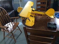 william h. verified customer review of Dynam Waco Yellow 1270mm (50) Wingspan - PNP