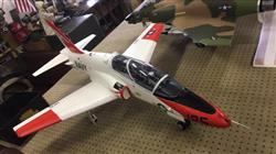George B. verified customer review of Freewing T-45 Goshawk Super Scale 90mm EDF Jet - ARF PLUS