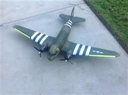 Don M. verified customer review of Dynam C-47 Cowl - Green