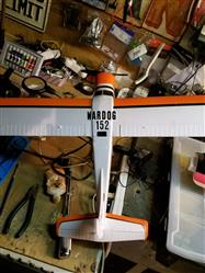 James W. verified customer review of FMS T-28 Trojan V4 Red 1400mm (55) Wingspan - PNP