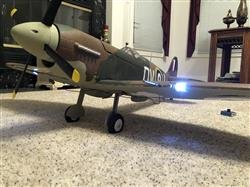 Donald P. verified customer review of FlightLineRC Spitfire Complete Landing Gear - Left