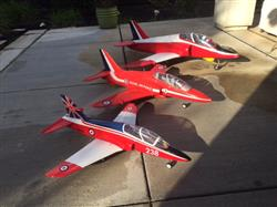 "Albert J. verified customer review of Freewing 6S Hawk T1 ""Red Arrow"" 70mm EDF Jet - ARF PLUS"