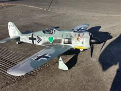 Michael K. verified customer review of FlightLineRC FW-190 Decal Sheet