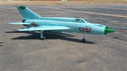 Victor S. verified customer review of Freewing 80mm Mig-21 Drop Tanks and Pylons - Silver
