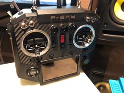 Barri C. verified customer review of FrSky Horus X10S 16-Channel Transmitter - Carbon Fiber