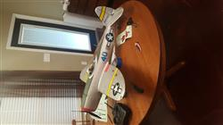 Colton M. verified customer review of Dynam P47-D Thunderbolt with Gyro 1220mm (48) Wingspan - RTF