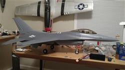John M. verified customer review of Freewing F-16 V2 6S-Pro 70mm EDF Jet - PNP