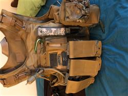 Sean P. verified customer review of B-Tac Lightweight Combat Plate Carrier
